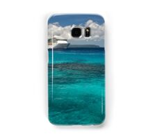Radiance of the Seas, Champagne Bay Samsung Galaxy Case/Skin