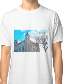 White Tower at Tower of London Classic T-Shirt