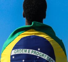 Brazilian Fanatic Sticker