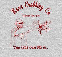 Max's Crabbing Co. Unisex T-Shirt
