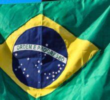 Brazilian Fan Sticker