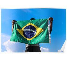Brazilian Fan Poster
