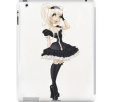 Gothic Lolita iPad Case/Skin