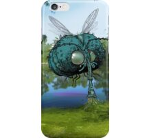 The Mournfly. iPhone Case/Skin