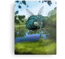 The Mournfly. Metal Print