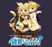 Rin and Len Kagamine - Vocaloid Unisex T-Shirt