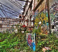 Graffic Jungle by Damien Milan