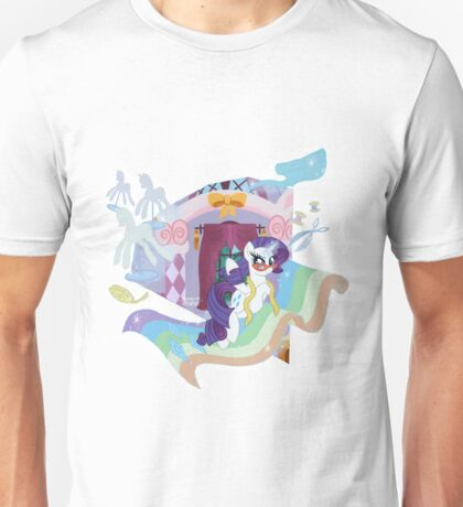 Rarity: Sewing Is Magic Unisex T-Shirt