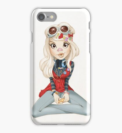 Candy Band Aid iPhone Case/Skin