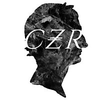 CZR - HD (marble) Photographic Print
