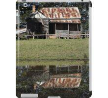 Rustic Home Reflection, Pacific Highway, Australia 2011 iPad Case/Skin