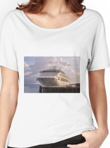 Dawn Princess afternoon glow Women's Relaxed Fit T-Shirt