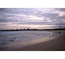 Landscapes: Barrack Point IV Headlands Photographic Print