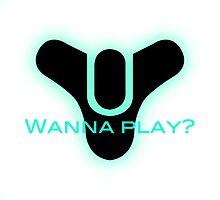 Wanna Play? by applejackxox