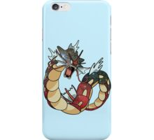 Gyarados - Pokemon iPhone Case/Skin