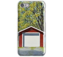 Garage iPhone Case/Skin