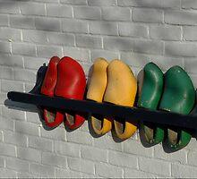 reggea shoes by Laurens