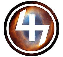 47 (4th and 7th Chakra) Helix Nebula Photographic Print