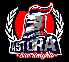 Go Sun Knights! by AutoSave
