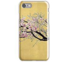 Sakura on Gold iPhone Case/Skin