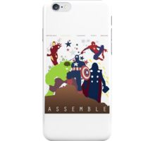 Assemble iPhone Case/Skin
