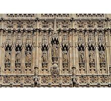 English Kings Photographic Print