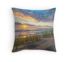 New Dawn New Day Throw Pillow