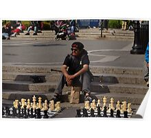 Chess, Anyone? Poster