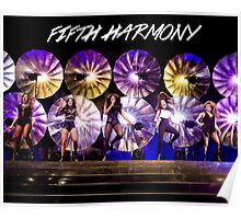 Fifth Harmony Performing 2.0 Poster