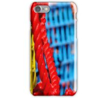 Colour is All the Fashion in the Fisheries iPhone Case/Skin