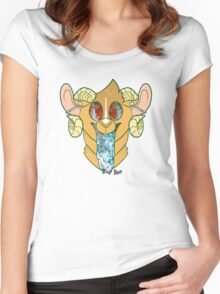 Psychedelic Bighorn Women's Fitted Scoop T-Shirt