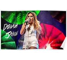 Dinah Jane Performing 2.0 Poster
