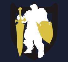 Final Fantasy XIV Paladin by AlistairDono