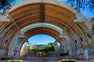 The Vaults of Arcosanti by Bill Wetmore