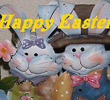 Happy Easter by Jonice