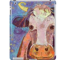 THE COW WITH THE CRUMPLED HORN iPad Case/Skin