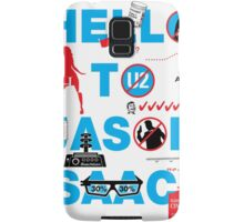 Wittertainment: 20 In-Jokes in one Graphic Samsung Galaxy Case/Skin