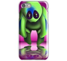 The Floating Dork iPhone Case/Skin
