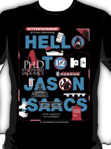 Wittertainment: 20 In-Jokes in one Graphic T-Shirt