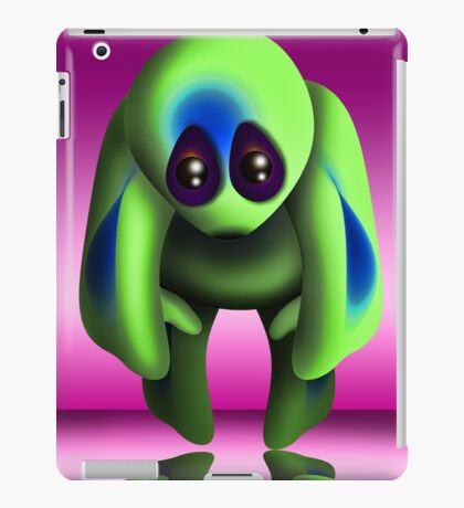 The Floating Dork iPad Case/Skin