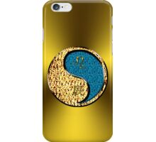 Leo & Dragon Yang Water iPhone Case/Skin