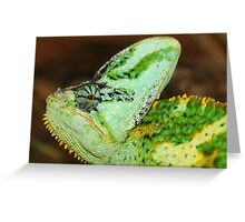Ready for Change Greeting Card