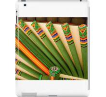 South Korean Temple Art iPad Case/Skin