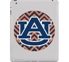 Chevron Auburn iPad Case/Skin