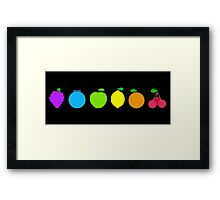 Froot 2.0 Framed Print