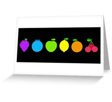 Froot 2.0 Greeting Card