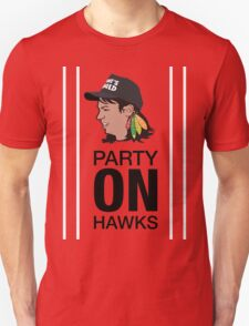Party On Hawks! T-Shirt