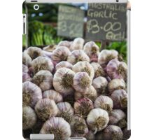 Australian garlic iPad Case/Skin