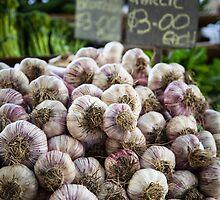 Australian garlic by MissMcGoo