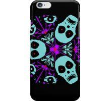 Skulls and spirits iPhone Case/Skin